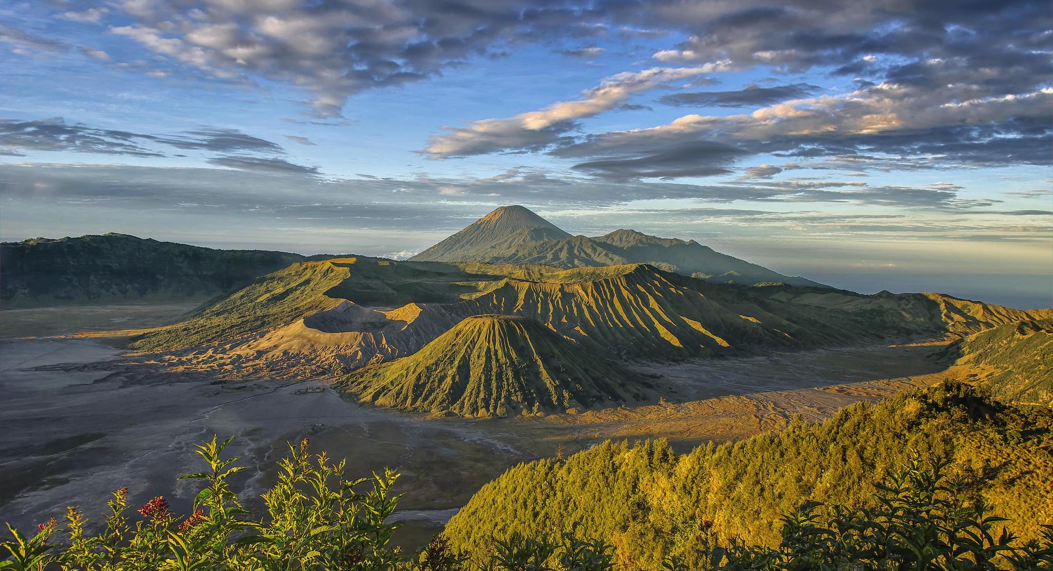 Wisata Alam Di Kota Malang Sunrise Indonesia